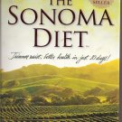 The Sonoma Diet ~ Book