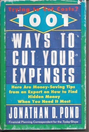 1001 Ways To Cut Your Expenses ~ Book