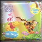 WINNIE THE POOH - FEELINGS Baby Bath Time Bubble Book Vinyl