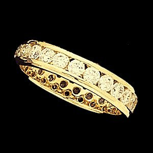 11903 ANNIVERSARY BAND 14K Yellow BAND Polished