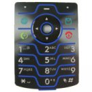MOTOROLA V3 REPLACEMENT KEYPAD