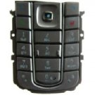 NOKIA 6230I SILVER REPLACEMENT KEYPAD