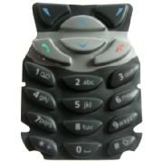 NOKIA 6310 SILVER REPLACEMENT KEYPAD