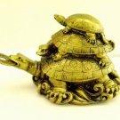 Tortoise of Harmony - Bronze