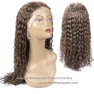 High quality full lace wig