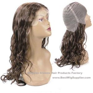 high quality lace front wig