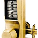 KABA SIMPLEX 1011 US3 Knob combination lock