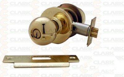 Medeco grade 2 high security knob lock MED-K270B-605
