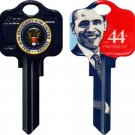 Barack Obama house key SC1 keyway