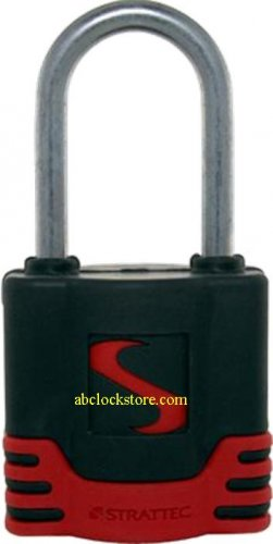 Strattec codeable padlock G.M 10 cut GRV 75  (7013126)