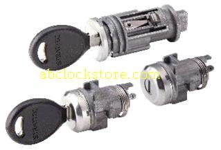1998-2008 Chrysler ignition lock and door lock combo pack 7012941