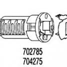 1995-2007 Chrysler door lock (uncoded) 702785