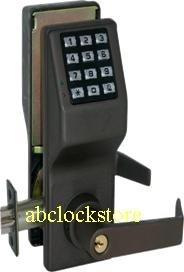 Alarm lock T2 DL2800 10B finish (AL-DL2800-10B)