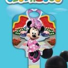 Disney new Minnie mouse KW1 house key D38-KW1