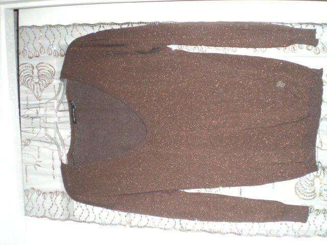 Bronze Summer Express Sweater