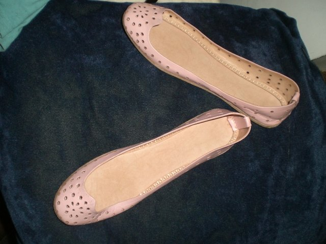 India Pink Slippers