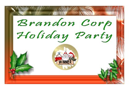 12 Holiday Party Favors Scratch Off Game Tickets PERSONALIZED