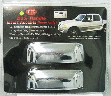 TFP Stainless Steel Door Handle Covers