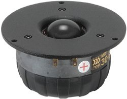 Morel MDT-30S 28mm Soft Dome Tweeter