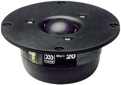 "Morel MDT-20 1.1"" Soft Dome Tweeter"