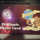 25 Minute Phone Card