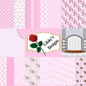 Pink ballerina full kit