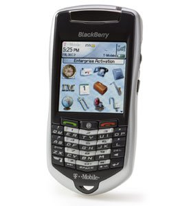 Rim Blackberry 7105t - PDA/Email Cellular Phone Tri Band