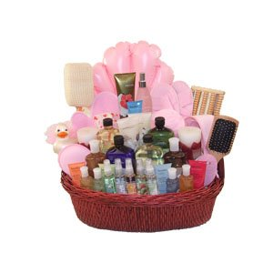 Bath and Body Ultimate Gift Basket