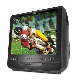 "Coby 20"" Black TV/DVD Combo - TVDVD2090"