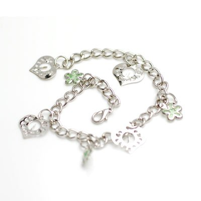 bxsj1003 Sea Star Anklet (green)