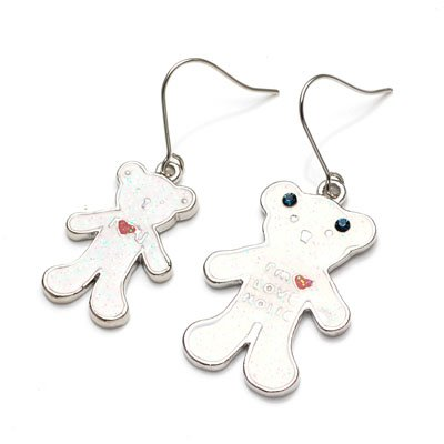 exsj1012 TOUS Bear Earring
