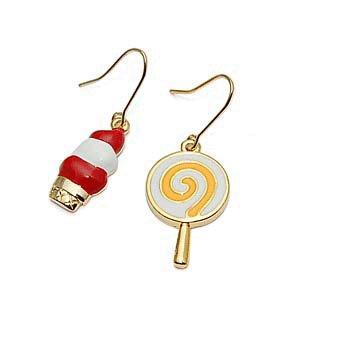 exsj1019 Lollipop Earring