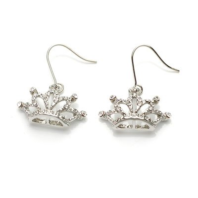 exsj1053 Crown Earring