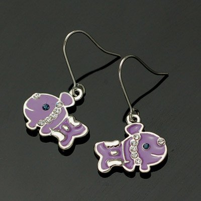 exsj1068 Little Fish Earring