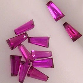 Fancy Ruby Lot - JEWELRY DREAMS item 5876