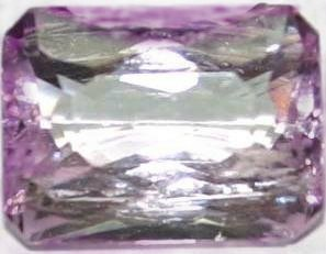6 Karat Natural Kunzite Gemstone