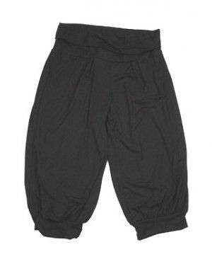 Stretch Knit Knickers (Plus Size)-0207BK-JA004-b2b