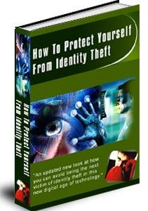 How to protect from identity theft