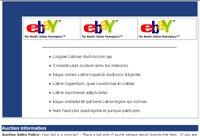 650 Ebay Auction Templates