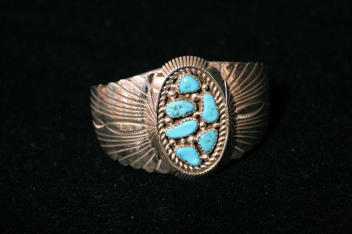 Handmade Indian Bracelet-12