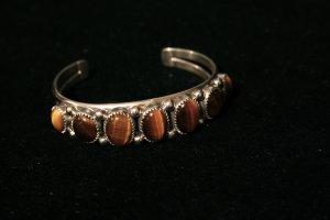 Amber Stone Handmade Indian Bracelet-22