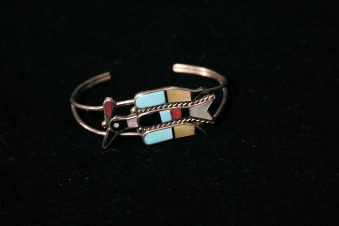 Bird Style Handmade Indian Bracelet-27