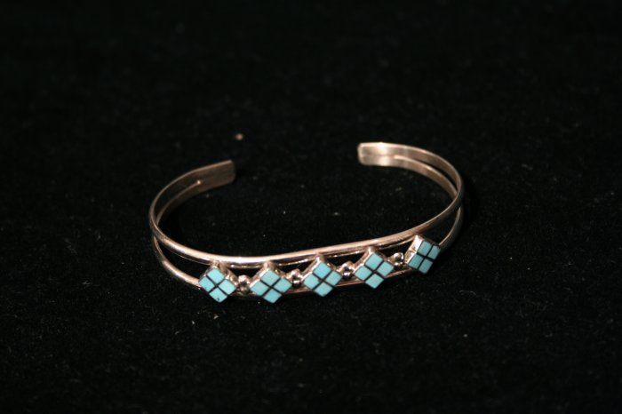 Handmade Indian Bracelet-33