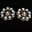 Flower Handmade Indian Earrings-15