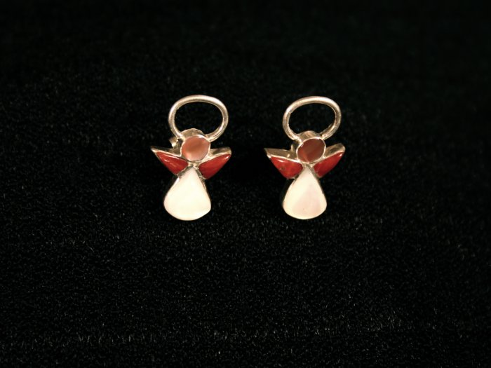 Angle Handmade Indian Earrings-20