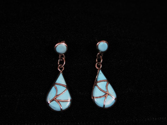 Handmade Indian Earrings-21