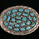 Large Cluster Handmade Indian Beltbuckle-01