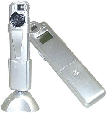 Slim Digital Camera
