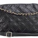 Embassy Black Polyester Purse