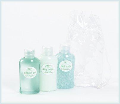 Lemongrass Mini Bath Gift Set (3 Pc.)